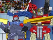 Ironhide with Hot Shot