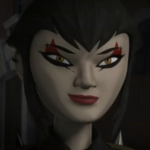Karai in Teenage Mutant Ninja Turtles