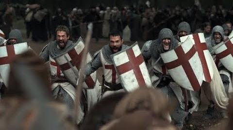 The Knights Templar (Knightfall)