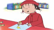 PBS Kids Sprout Caillou Emma