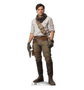 Poe-Dameron-star-wars-ix-cardboard-standup