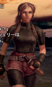 Resident Evil 3 Claire Redfield cropped