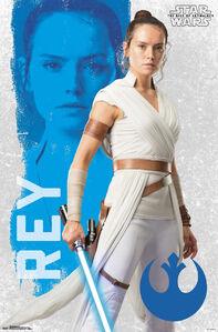 TROS Rey Trends Poster