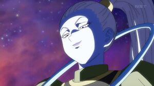 Vados after destroying the planet