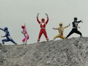 Zyuranger (Super Sentai World)