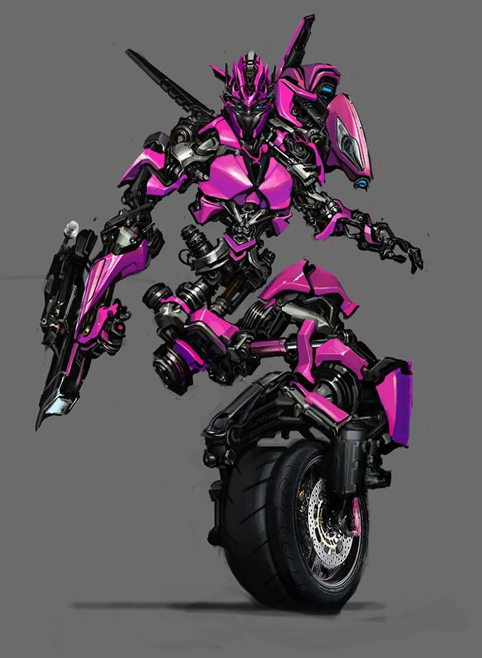Arcee (Transformers Cinematic Universe)