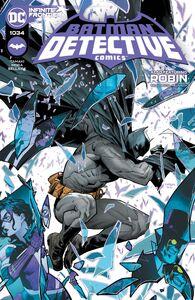 Batman Detective Comics 1034