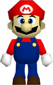 Mario Smash 64