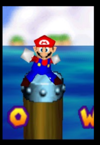 Mario party 2 mario in the ship destroyed