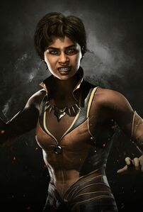 Vixen-Injustice-2