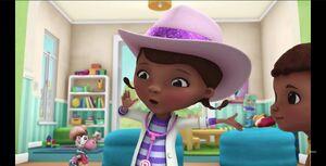 Cowgirl Doc Mcstuffins