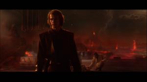 Darth Vader declares