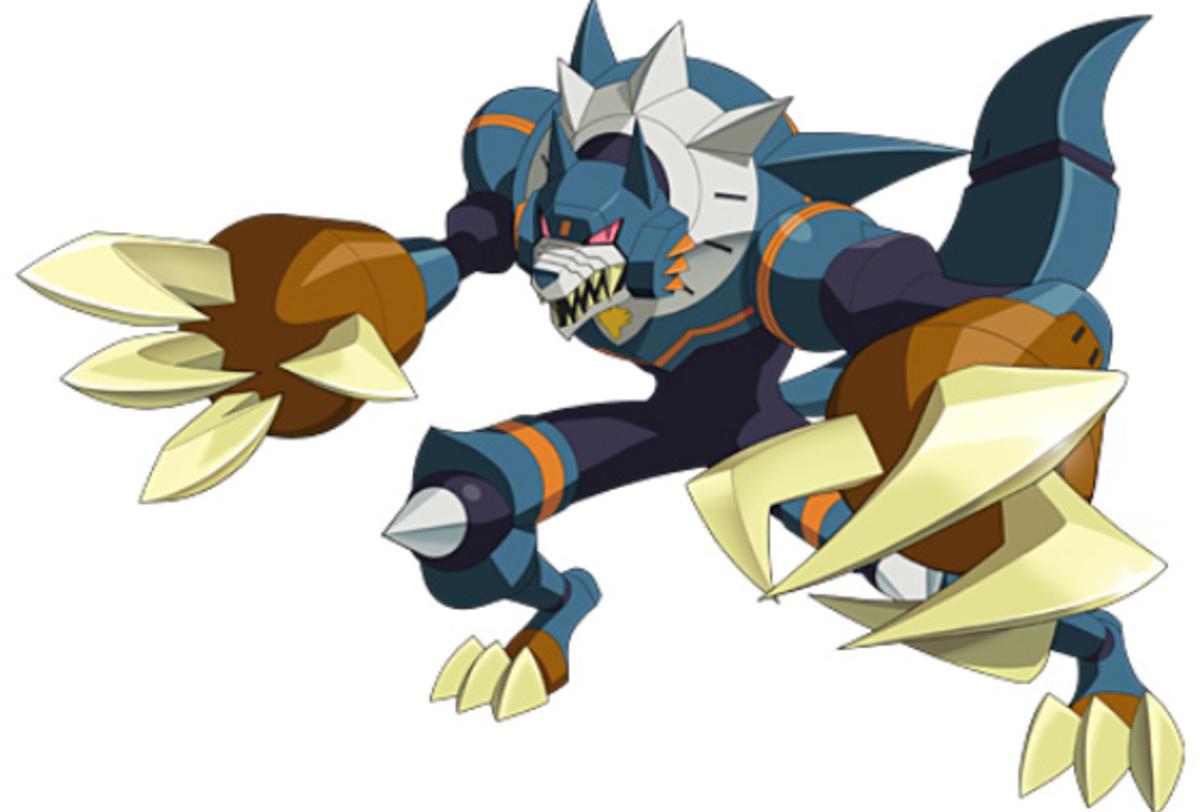 Wolf (Mega Man Star Force)