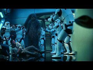 Finn & Poe Saving Chewie Scene-HINDI- - Star Wars The Rise Of Skywalker (2020) Movie Hindi Best Scen