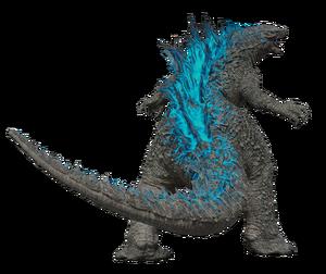 Godzilla Transparent