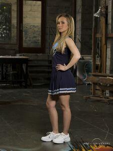 Hayden Panettiere as Claire Bennet in Heroes 48