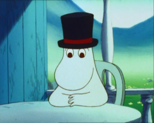 Moominpappa (The Big Explosion)