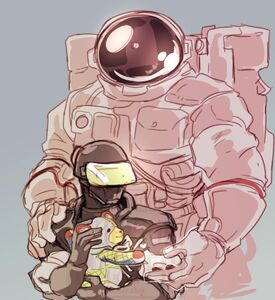 Moon champion and guard
