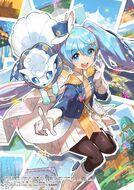 Yande.re 597873 crossover hatsune miku pantyhose pokemon saitou naoki uniform vocaloid yuki miku