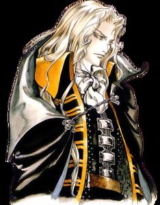 Castlevania - Alucard close-up