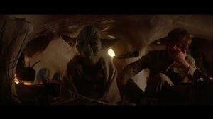 Empire Strikes Back Yoda's Hut (HD)