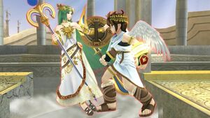 Pit and palutena by user15432-daid10i