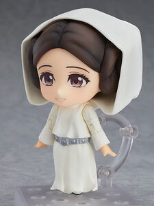 Princess Leia Nendoroid (smiling)