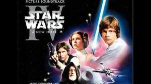 Star Wars IV A new hope - Princess Leia's Theme