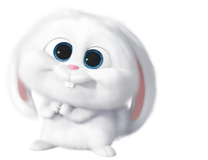 Cute Snowball
