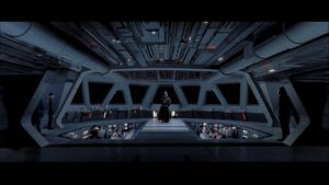 Darth Vader folded