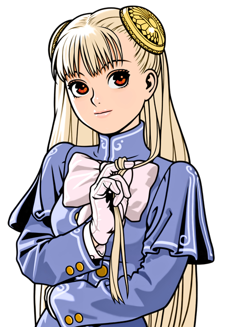 Ingrid (Capcom Fighting All-Stars)