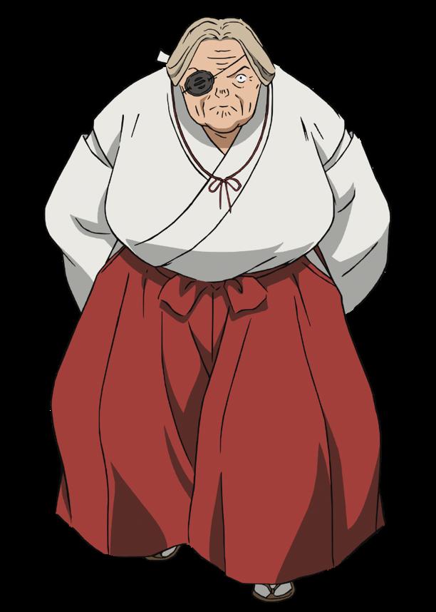 Kaede (Inuyasha)