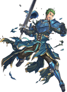 LukeInjured FEH