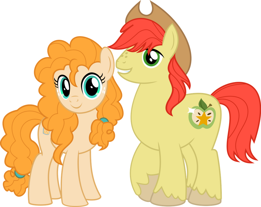 Ivan the Brony Kaiju/PG Proposals: Bright Mac and Pear Butter