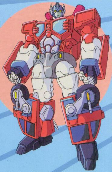 Optimus Prime (RID 2001)
