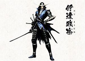 Yukiden - Masamune.jpg