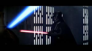 Darth Vader pokes