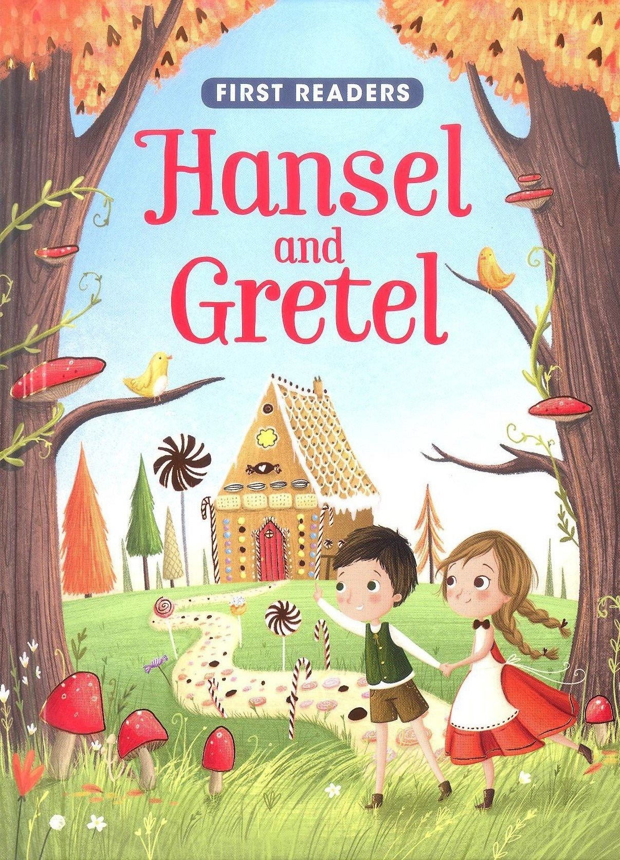 Hansel & Gretel (Brothers Grimm)