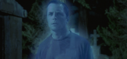 Frank Bannister as a Ghost
