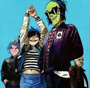Gorillaz and Ace Phase 5