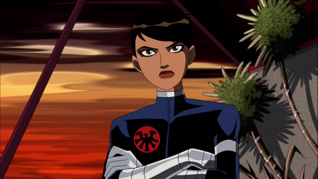 Maria Hill (The Avengers: Earth's Mightiest Heroes)