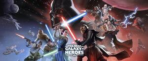 Star Wars Galaxy of Heroes - Galactic Legends