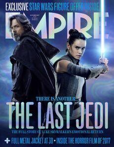 The Last Jedi Empire Cover