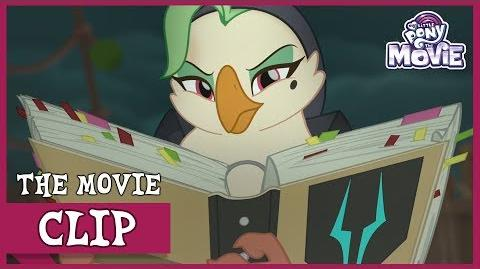 Celaeno and The Pirates Capture The Mane 6 My Little Pony The Movie Full HD