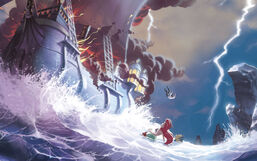 Disney Princess Ariel's Story Illustraition 3