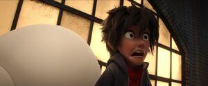Hiro's Shocked