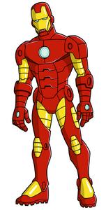 Iron Man en Phineas y Ferb Misión Marvel