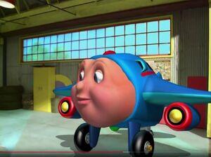 Jay Jay from Jay Jay The Jet Plane