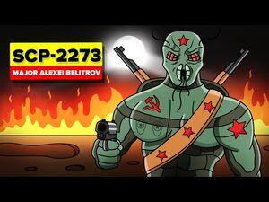 SCP-2273 - Major Alexei Belitrov (SCP Animation)