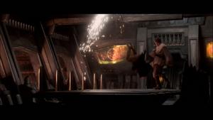 Vader flipped